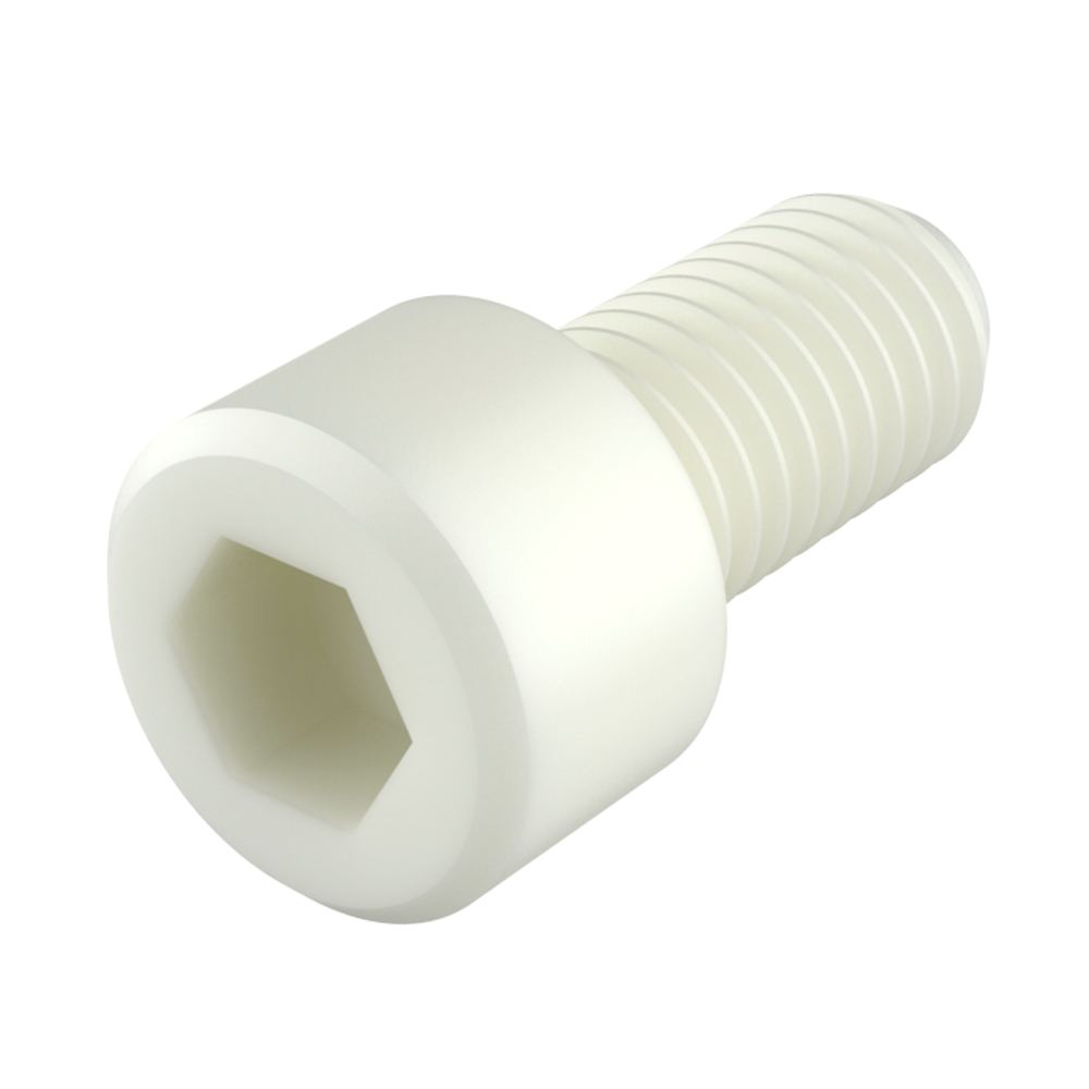 Hexagonal socket head screw