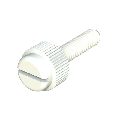 Grade thumb head screw