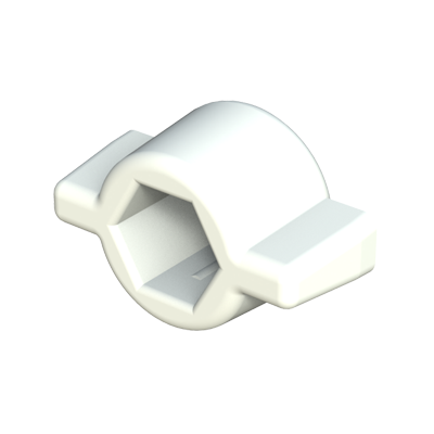 Hexagonal wing thumb screw knob