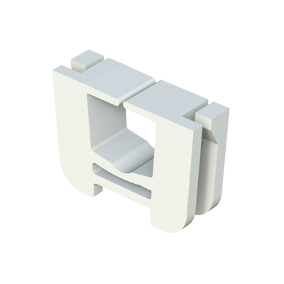 Our edge holder protects and insulates wires and cables from the edges of chassis and frames.Its installation to chassis and frames is very easy to complete. Moreover the part is suitable for small wires.